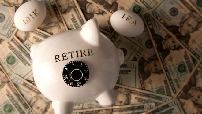 A bullish stock market has made those who are saving for retirement through 401(k)s, IRAs and personal savings increasingly confident.