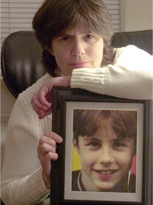 Helen Haskell's 15-year-old son Lewis died in 2000 from a hemorrhage brought on by a perforated ulcer caused by his pain medication. She founded Mothers Against Medical Errors after his death.