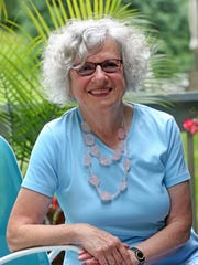 Bonnie Sue Rauch of Somers, photographed at her home
