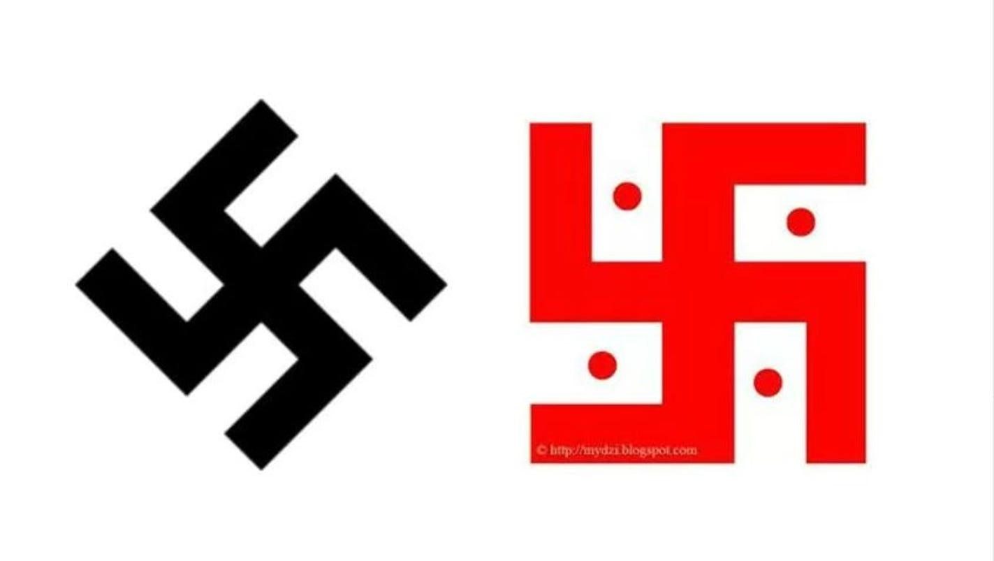 School student debate use of hindu swastika biocorpaavc