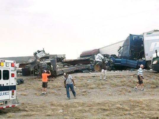 Car Accident Tucson June