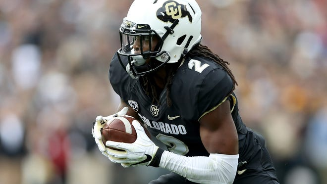 Colorado wide receiver Laviska Sheanult has battled numerous injuries.