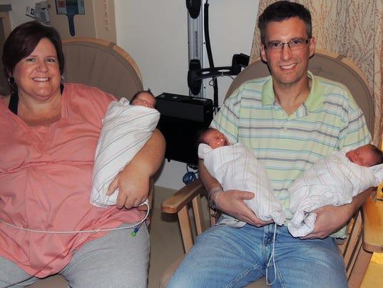 AP Identical Triplets