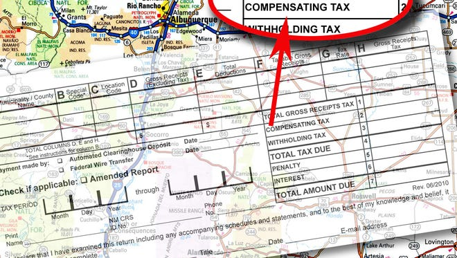 Compensating tax