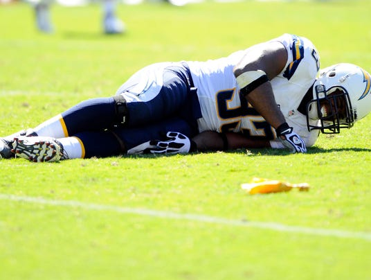 Chargers Lose Dwight Freeney To Torn Quad