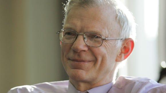 "Marvin ""Skip"" Schoenhals, chairman of WSFS bank."