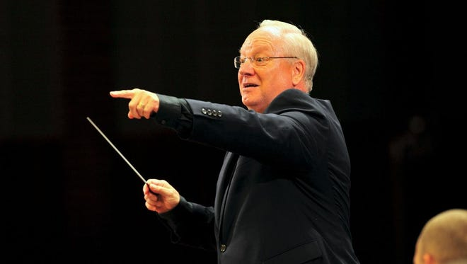 The band will welcome guest conductor Dr. Jack Stamp to the podium.