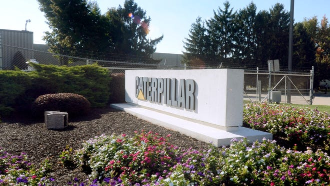 Caterpillar Inc. has a distribution center in Springettsbury Township.