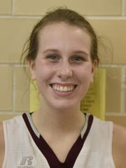 Liz Logan, Shippensburg girls basketball