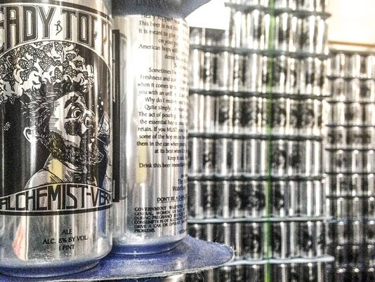 Heady Topper Ale (The Alchemist)