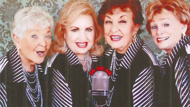 Hot Cocoa is a local quartet that has been entertaining Space Coast audiences and beyond for more than 20 years. They are Hazel Toomey, Joyce Morin, Jerry Horowitz and Judi Josephs.