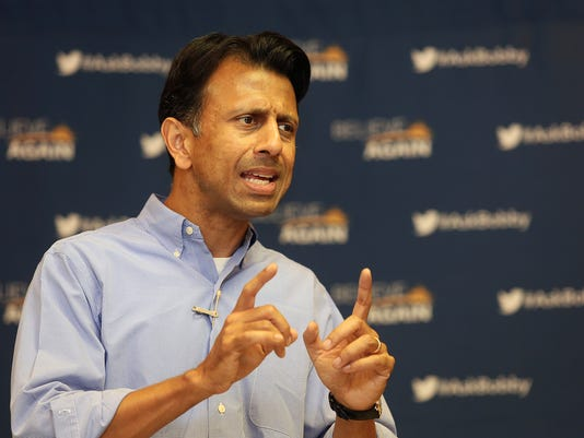 JINDAL IN DUBUQUE