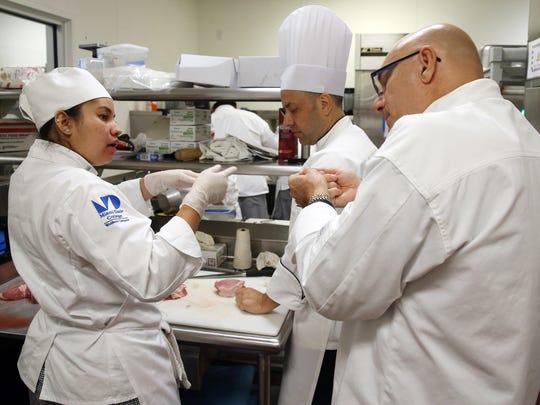Miami Dade College's Miami Culinary Institute just