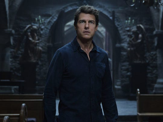 Tom Cruise headlines 'The Mummy,' a new action film