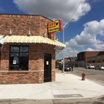 Gus's World Famous Fried Chicken opened last week in the Cass Corridor.