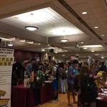 Career Center hosts part-time job fair