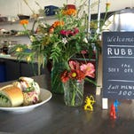 Rubbed serves 6-inch sandwiches with a variety of meats and toppings.