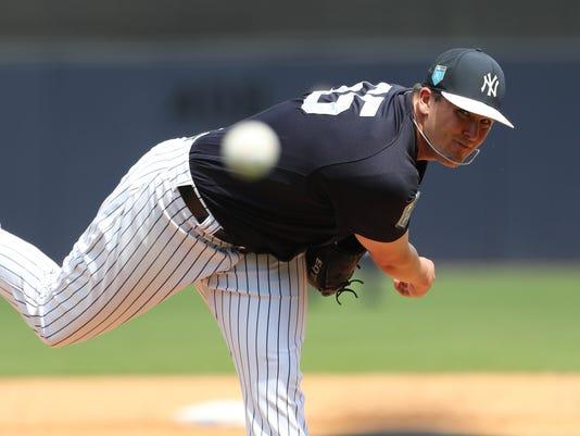 MLB: Spring Training-Miami Marlins at New York Yankees