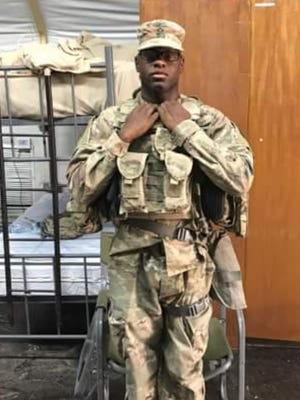 Private 1st Class Malachi D. Jenkins