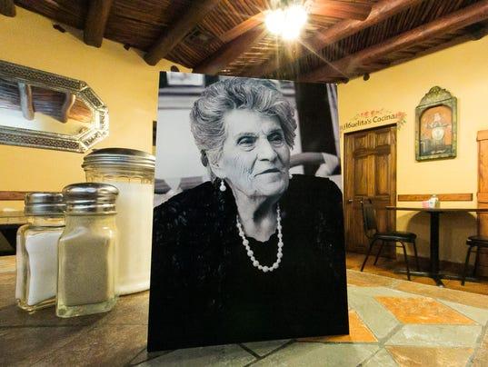 Chope's owner dies Lupe Benavides 1