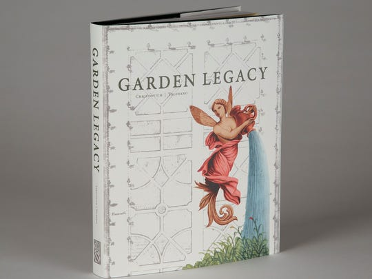 """""""Garden Legacy"""" by Mary Louise Mossy Christovich and"""