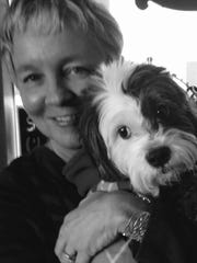 Lisa Begin-Kruysman has made canines the focus of her award-winning works of fiction and non-fiction, and social media platform.