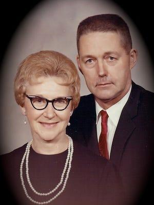 Elvin Eugene Jensen and Cleo Lorraine Jensen