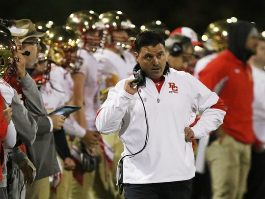 Tight ends coach Nunzio Campanile will serve as the Scarlet Knights' interim head coach the remainder of the season.