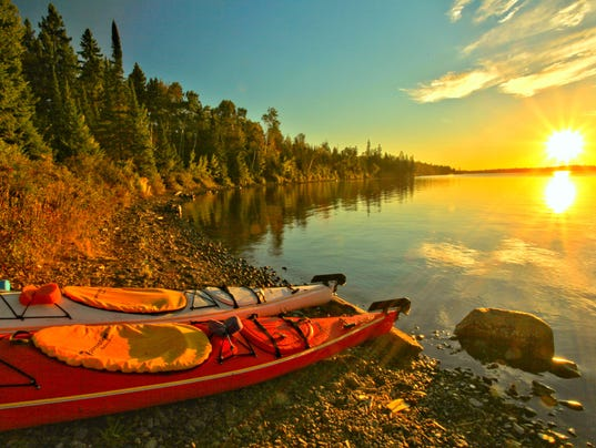 Isle Royale National Park A Visitor S Guide