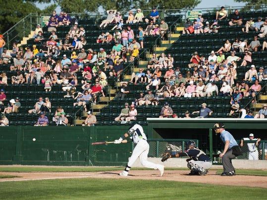 Connecticut vs. Vermont Baseball 06/19/16