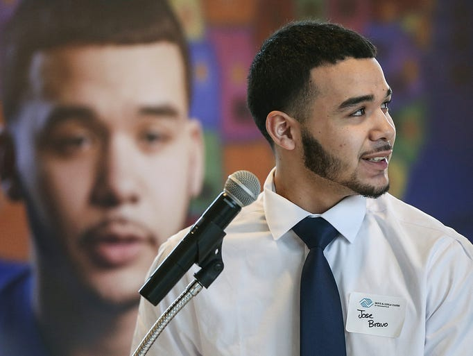 Bravo Boys boys of indianapolis honors youth of the year