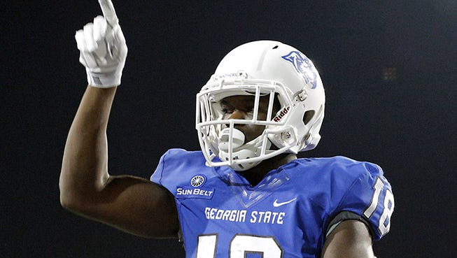 Wide receiver Penny Hart, a junior,  led the Sun Belt in receiving yards (1,121), receiving yards per game (93.4) and catches per game (6.2) last season while setting a new Georgia State record with 74 receptions.