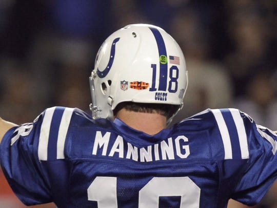 Peyton Manning holds more than 20 major NFL marks. But one Manning record is about to fall.