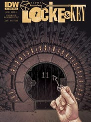 Locke Key cover