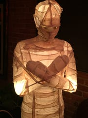 Shoppers can be haunted by  impulse seasonal purchases that could be hard to return later.