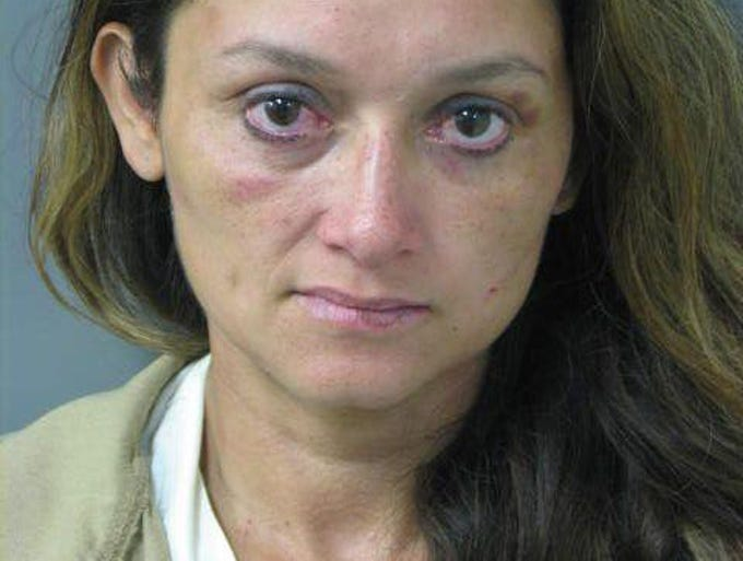 SUGEY NAOMI HERNANDEZ, Date of Birth: 8/16/1978, DWI - w/Child in Vehicle 12yoa or younger in vehicle.