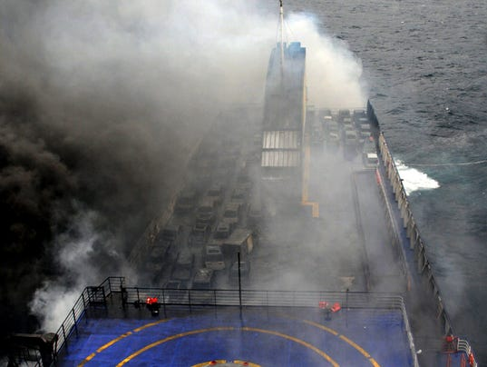 Greece ferry disaster