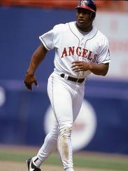 Bo Jackson hit 13 home runs in 201 at-bats in 1994,