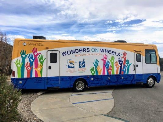 Wonders on Wheels