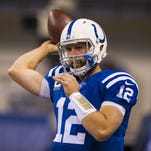 Insiders: Andrew Luck signed through 2021