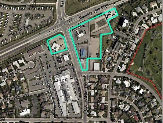 zoning change request