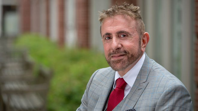 Perry N. Halkitis, dean of Rutgers University School of Public Health, has been named 2017 Researcher of the Year by the Society for the Psychological Study of Men and Masculinity, Division 51 of the American Psychological Association.