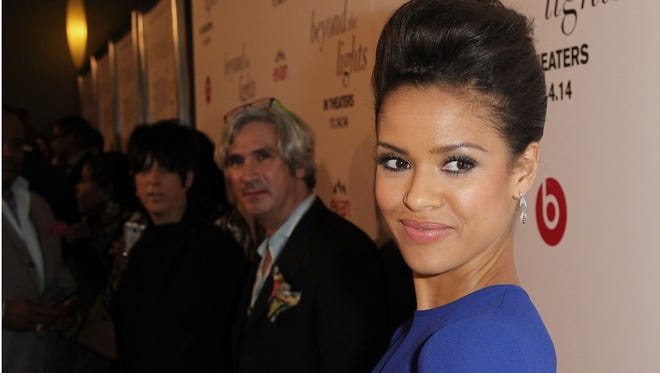 "Actress Gugu Mbatha-Raw will play opposite of Matthew McConaughey in ""Free State of Jones."""