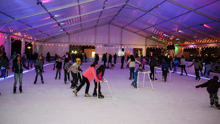When you can go ice skating at Salem's Riverfront Park ice rink