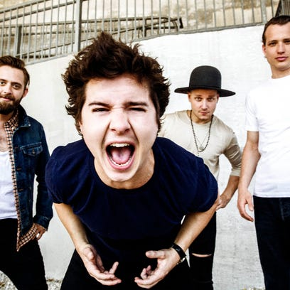 A not so silent twist on the holidays with Lukas Graham, K104 and more