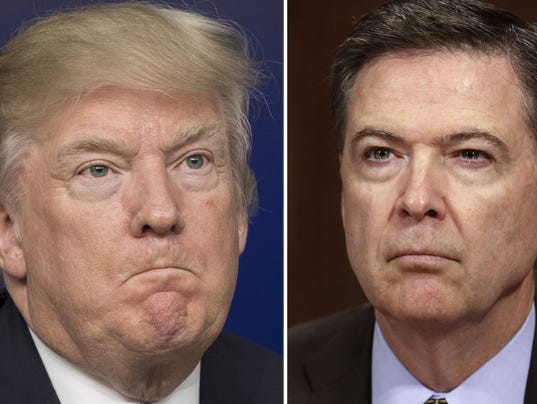 Image result for Trump lawyer says James Comey made 'unauthorized disclosures' of privileged talks