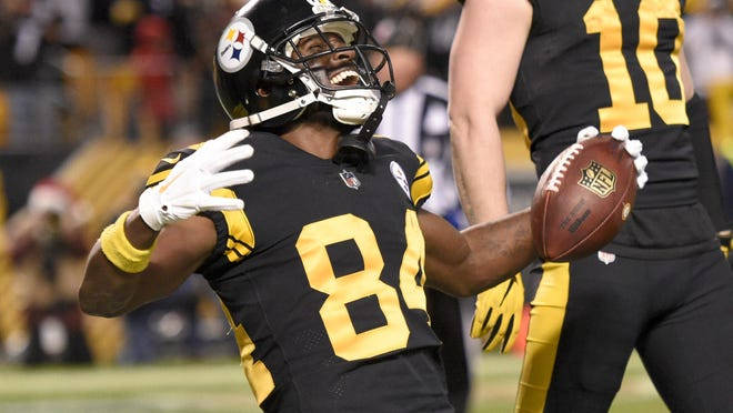 Pittsburgh Steelers wide receiver Antonio Brown has ended his lengthy standoff with the team by meeting with president Art Rooney II, though any shot at reconciliation between the two sides appears to be out of the question.