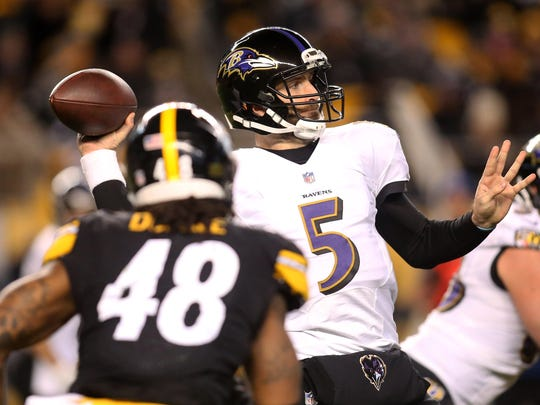 The Bills would love it if the Colts can somehow beat Joe Flacco and the Ravens.