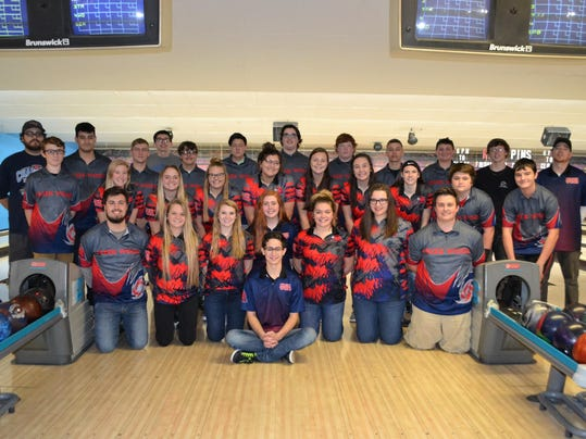 CWHS Bowling Teams