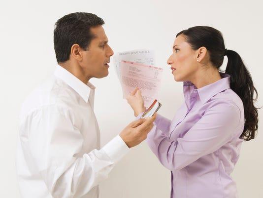 NerdWallet: When couples disagree on money